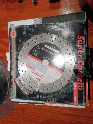 Vendo disco corte 230