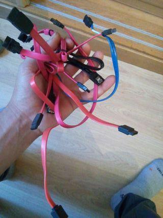 Cables ata sata pc ordenador
