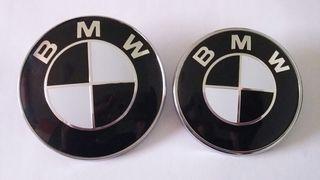 Anagrama para portón y capó de BMW 2 unidades