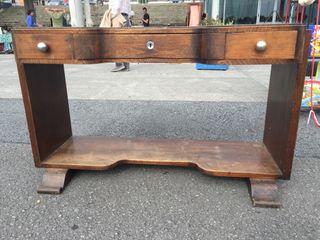 Bonita mesa escritorio art deco antigüedad
