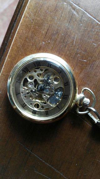 Cambio reloj de cuerda