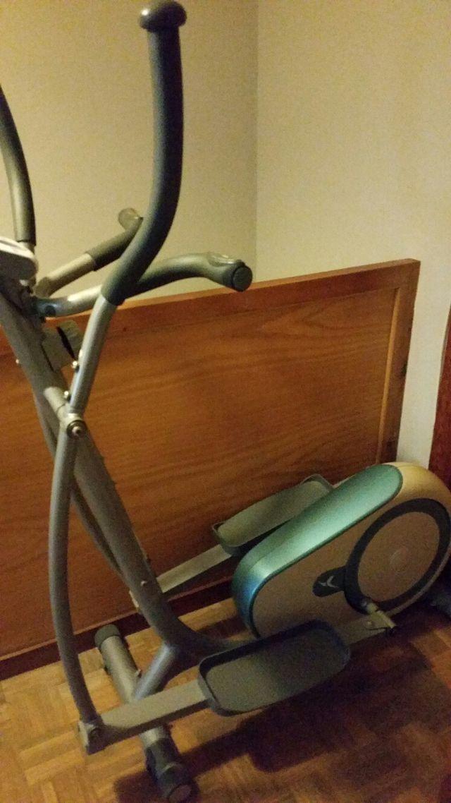 Bicicleta eliptica FC400 Domyos