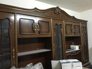 Mueble de salón vintage retro