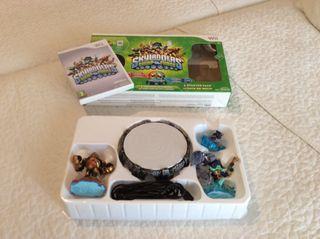 Swap Force Skylanders Para Wii