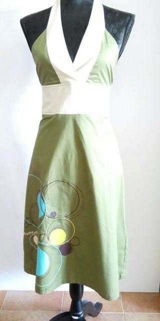 Vestido SkunkFunk modelo Idoia