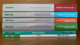 Colección Roberto Vidal Bolaño (Edicións Positivas, 2013)