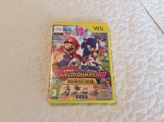 Mario Bross Jjoo London 2012 Para Wii
