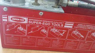 Bomba comprobación manual SUPER-EGO TOOLS