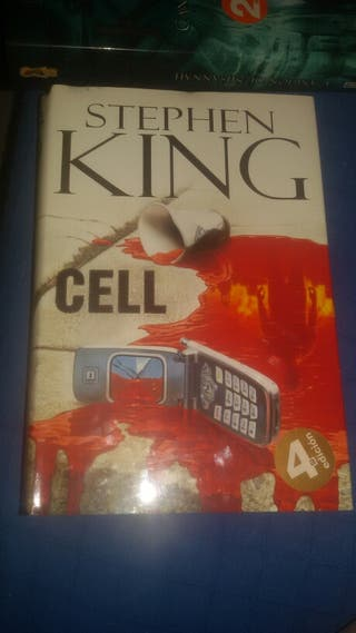 "Novela de Stephen King "" CELL """