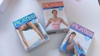 DVD,s pilates nuevo