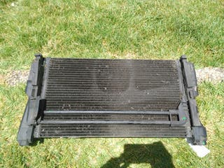 Radiador-Condensador aire acondicionado Bmw e46