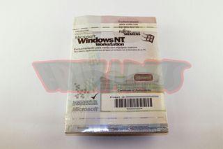 Microsoft Windows NT Workstation precintado