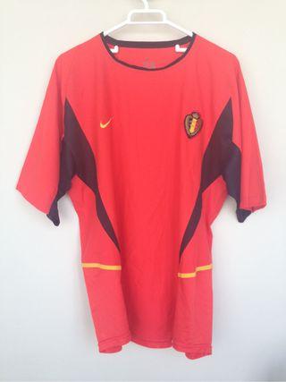 Camiseta Selección Bélga Belgica