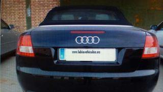Audi A4 cabrio BITURBO