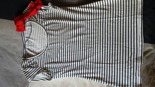 Camiseta Bershka talla M