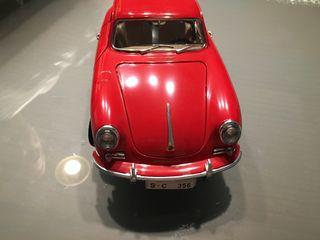 Maqueta Porsche 356B