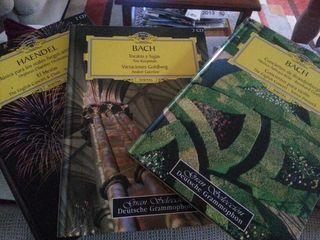 Libro+ CD Gran Selección Deutsche Grammophon