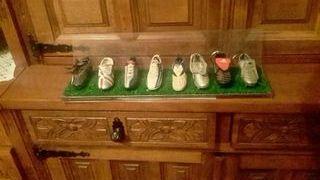 Coleccion de botas