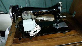 Maquina de coser electrica