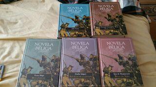Coleccion Novela bélica