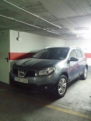 Nissan qasqai 7 plazas diésel nuevo.