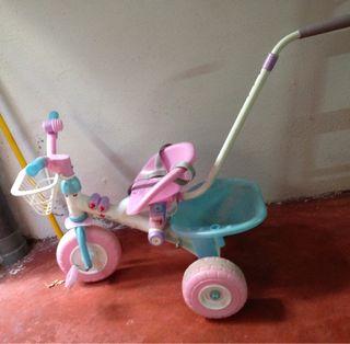 Triciclo Con Barra