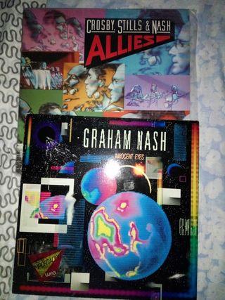 Graham Nash Lp vinilo
