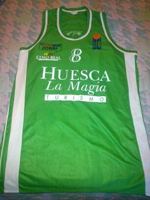 Camiseta Huesca La magia Peñas