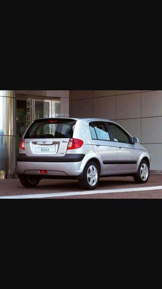 Hyundai getz . 5 puertas