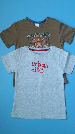 609922f32 Camisetas niño