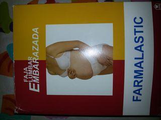 Faja lumbar embarazada