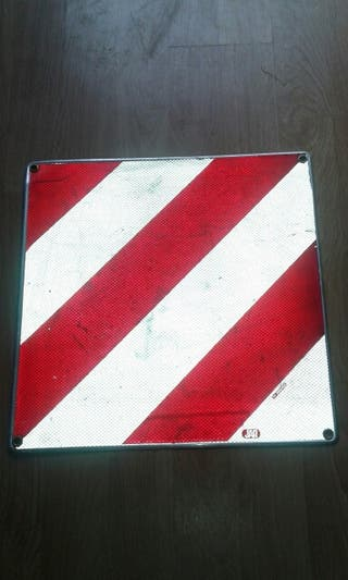 PANEL de CARGA señalizacion