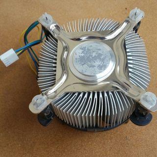 Ventilador disipador Intel socket 1155