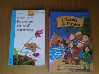 Libros de lectura infantil (7-8 anys)