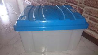 caja Plástico rígido