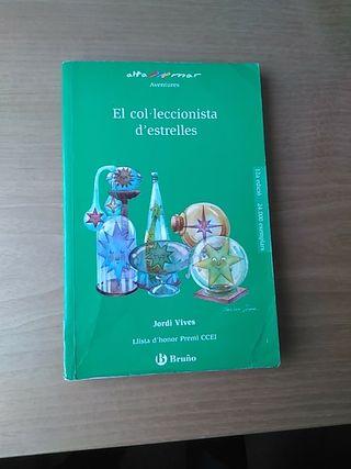 Libro de lectura en català (10 anys)