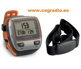 GARMIN FORERUNNER 310XT GPS Pulsometro