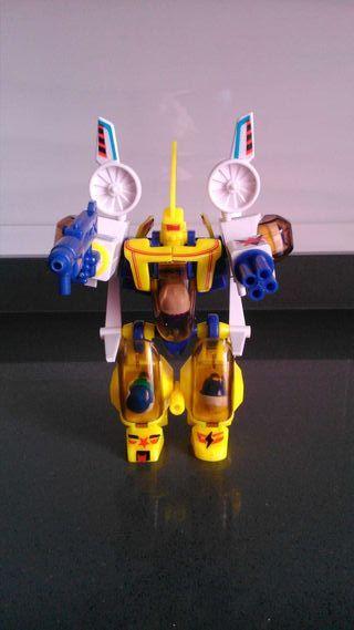 Antiguo transformers