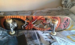 Skate golden powell dragon patin monopatin
