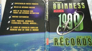 Libro Record Guinness 1999 Marca