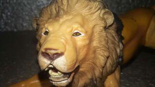 Figura León de Las Cronicas de Narnia