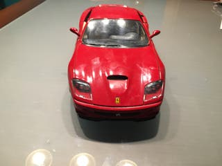 Maqueta Ferrari 550 Maranello