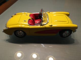 Maqueta Chevrolet corvette