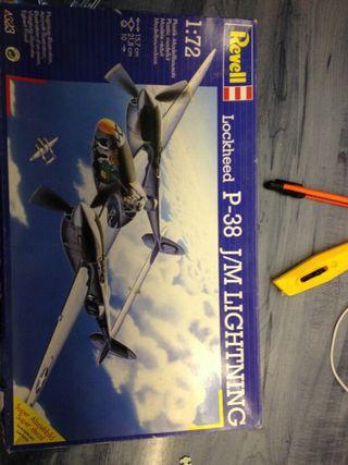 Maqueta avion