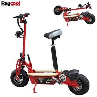 Patinete eléctrico 1500W brushless RAYCOOL