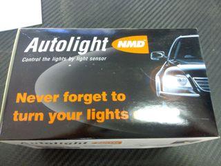 Kit encendido automático de luces coches