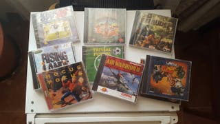 Más de 35 juegos para PC