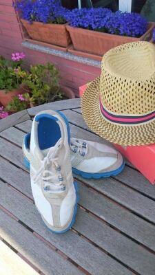 Zapatillas golf de piel Joma num 34