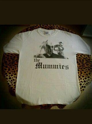 Camiseta talla M The Mummies Garage Punk Rock