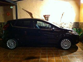 Ford fiesta titanium 1.6 90cv